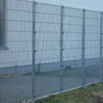 Panelstängsel & stålnätspaneler LBF Stängsel