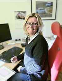 Marie Arvidsson LBF Protection Stängsel