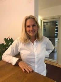 Tina Kraft säljare LBF Protection Stängsel